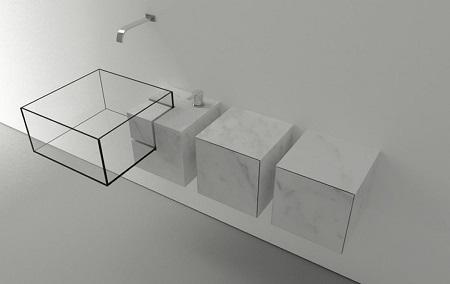 marmol muebles de diseño